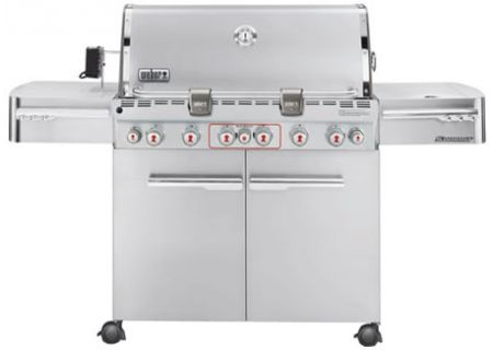 Weber - 2780001 - Liquid Propane Gas Grills