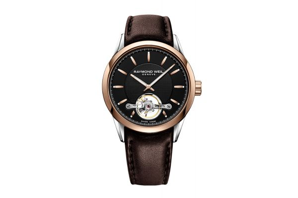 Large image of Raymond Weil Freelancer Two-Tone Mens Watch - 2780SC520001