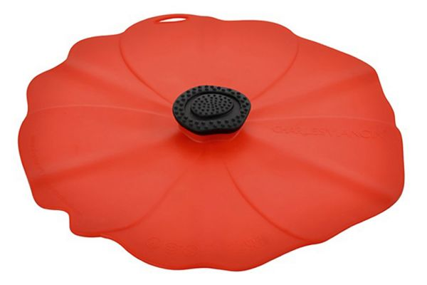"""Charles Viancin 11"""" Poppy Air-Tight Silicone Lid - 2901"""