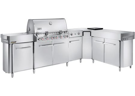 Weber - 293001 - Liquid Propane Gas Grills