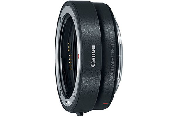 Large image of Canon Mount Adapter EF-EOS R - 2971C002
