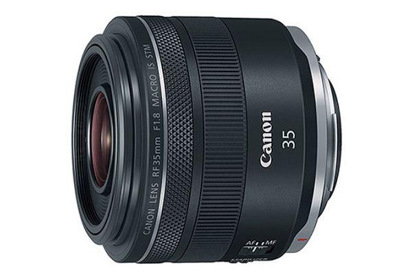Canon RF 35mm F1.8 Macro IS STM Lens - 2973C002