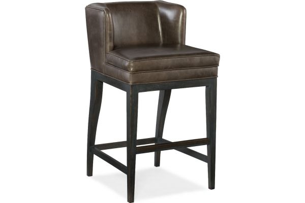 Hooker Furniture Dining Room Jada Contemporary Barstool - 300-20057