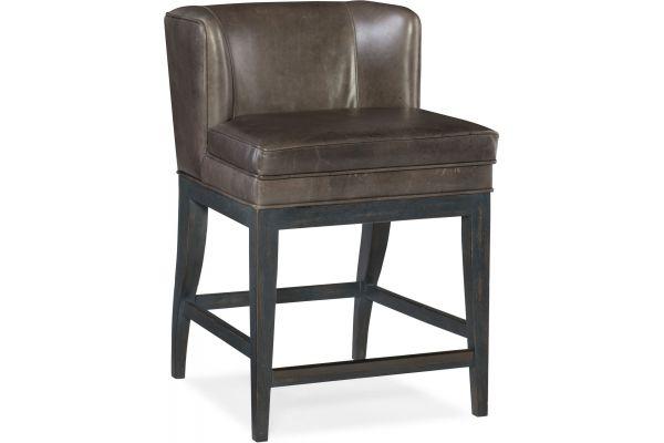 Hooker Furniture Dining Room Jada Contemporary Counter Stool - 300-25057