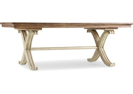 Hooker Furniture Dining Room Sanctuary Rectangle Dune/Amber Sands Dining Table - 3002-75206
