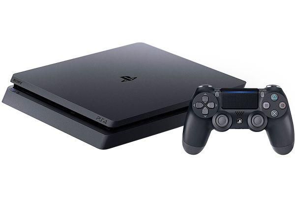 Sony PlayStation 4 Slim 1TB Black Game Console - 711719521112