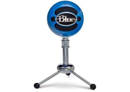 Blue Microphones Snowball Blue USB Microphone - 3015