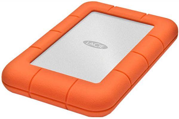 Large image of LaCie 1TB Mini USB 3.0 External Hard Drive - 301558