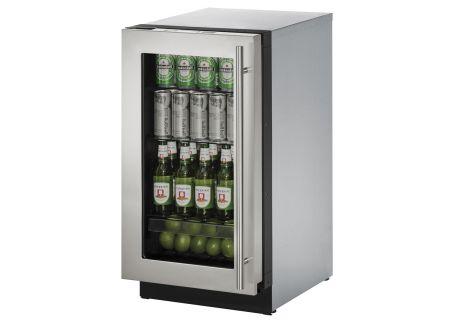 U-Line - U-3018RGLS-01A - Wine Refrigerators and Beverage Centers