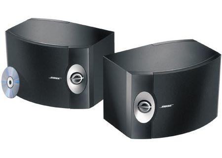 Bose 301 Series V Direct Reflecting Black Bookshelf Speakers