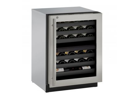 U-Line - U-3024ZWCS-13A - Wine Refrigerators and Beverage Centers