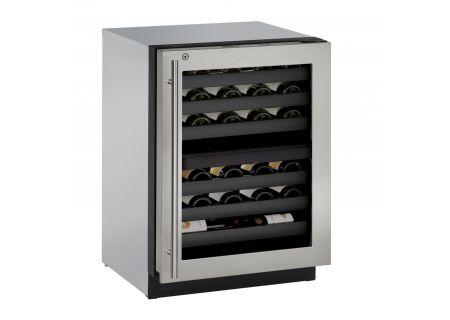 U-Line - U-3024ZWCS-13A - Wine Refrigerators and Beverage Centers
