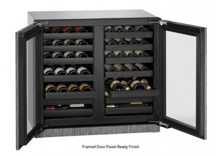 U-Line - U-3036WCWCINT-00A - Wine Refrigerators and Beverage Centers