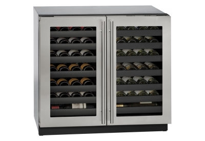 U-Line - U-3036WCWCS-00A - Wine Refrigerators and Beverage Centers