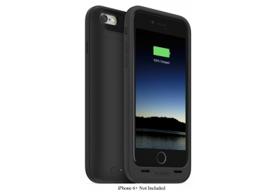 mophie - 3084_JP-IP6P-BLK - Portable Phone Chargers