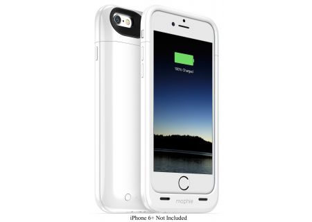 mophie - 3085_JP-IP6P-WHT - Portable Chargers/Power Banks