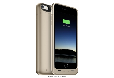 mophie - 3086_JP-IP6P-GLD - Portable Phone Chargers