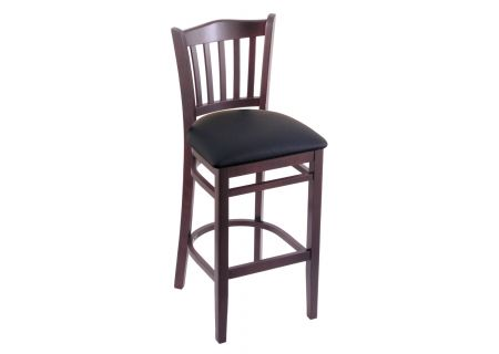 Holland Bar Stool Co - 312025DCBLKVINYL - Bar Stools & Counter Stools
