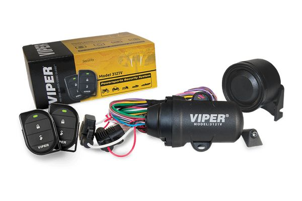 Viper Powersports Security System - 3121V