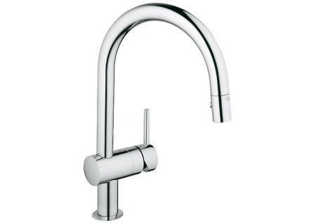 GROHE Minta Chrome Single Lever Faucet  - 31378000