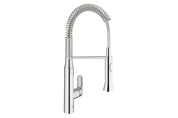 Large image of GROHE K7 Chrome Single-Lever Faucet  - 31380000