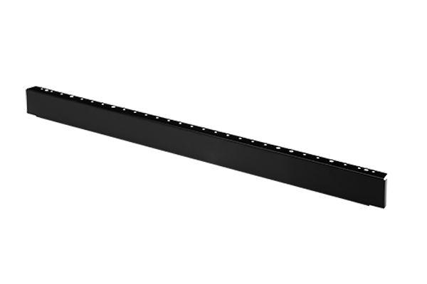 Large image of Frigidaire Black Slide-In Range Filler Kit - 318304303