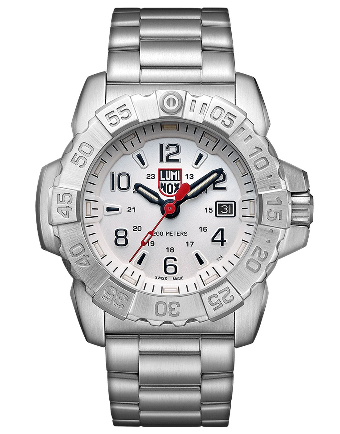 Luminox Navy Seal Steel Mens Watch 3258