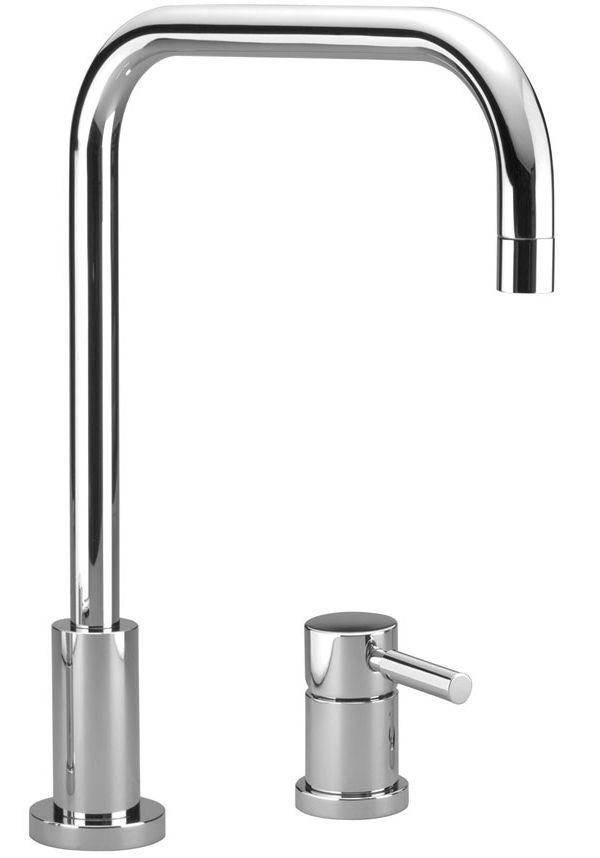 Dornbracht Meta.02 Chrome Two-Hole Kitchen Faucet