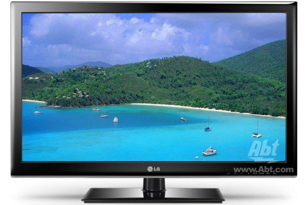 """LG 42"""" Black 1080p LED HDTV - 42LS3400"""