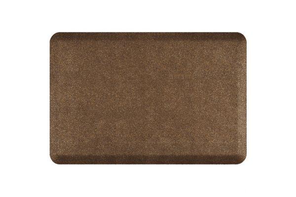 Large image of WellnessMats Granite Collection 3x2 Ft. Copper Mat  - 32WMRGC