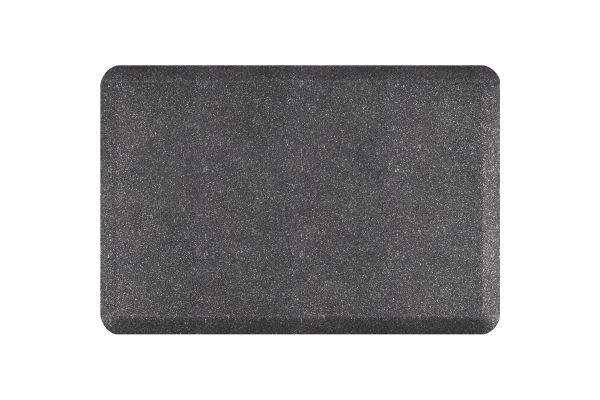 Large image of WellnessMats Granite Collection 3x2 Ft. Steel Mat  - 32WMRGS