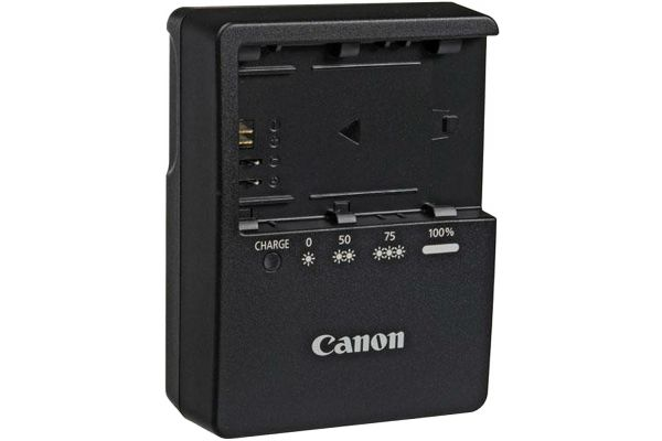 Large image of Canon LC-E6 Battery Charger - 3348B001