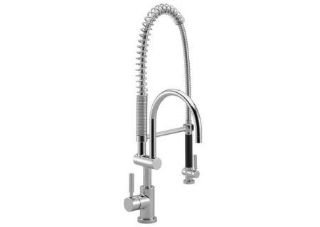 Dornbracht Tara Classic Chrome Single-Lever Kitchen Faucet  - 33880889-000010