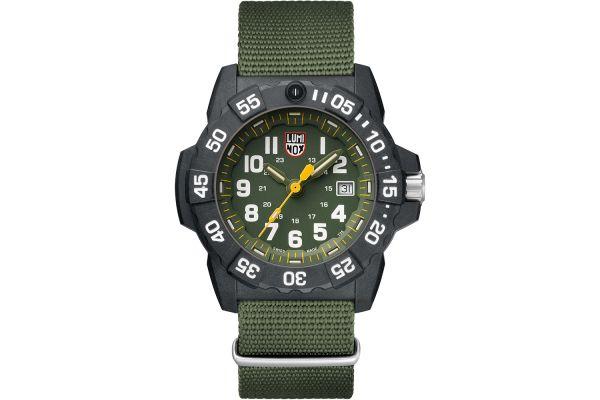 Luminox Navy SEAL Limited Edition Mens Watch - 3517