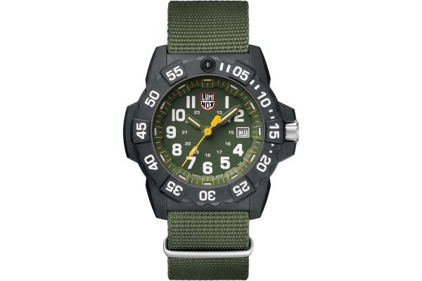 Large image of Luminox Navy SEAL Limited Edition Mens Watch - 3517