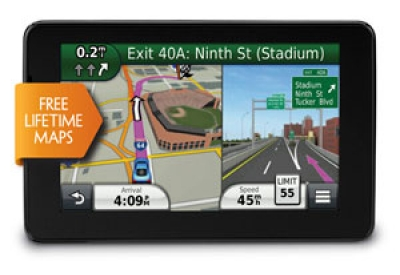 Garmin - 010-00921-20 - Portable GPS Navigation