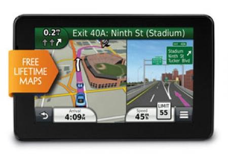 Garmin - 010-00921-20 - Portable GPS Navigation