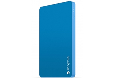 mophie - 3558_PWRSTION-MINI-3K-BLU - Portable Phone Chargers