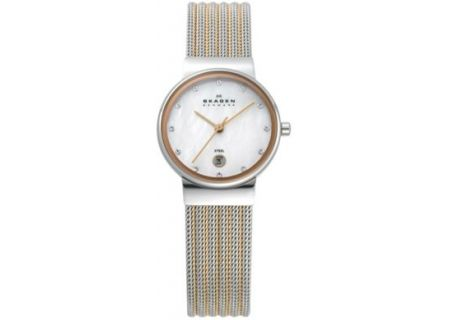 Skagen - 355SSGS - Womens Watches