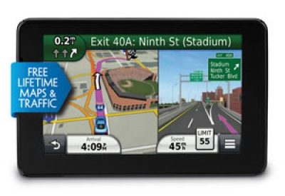 Garmin - 010-00921-02 - Portable GPS Navigation