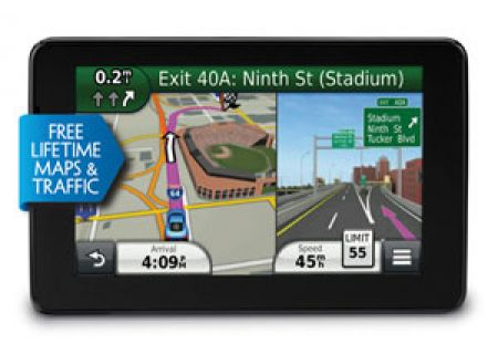 Garmin - 010-00921-02 - Portable GPS Navigation