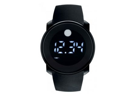 Movado Bold Touch Dual Time Digital Unisex Watch - 3600144