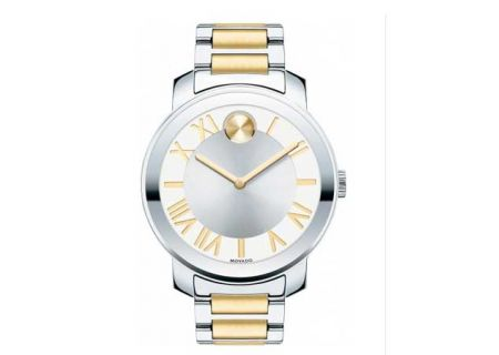 Movado Movado BOLD Two-Toned Stainless Steel Unisex Watch - 3600208