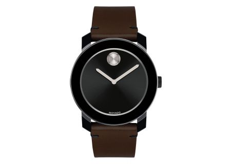 Movado Bold 42mm Black Watch - 3600443