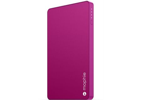 mophie - 3646_PWRSTION-MINI-3K-PNK - Portable Phone Chargers