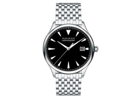 Movado Heritage Series Calendoplan 40mm Stainless Steel Mens Watch  - 3650012