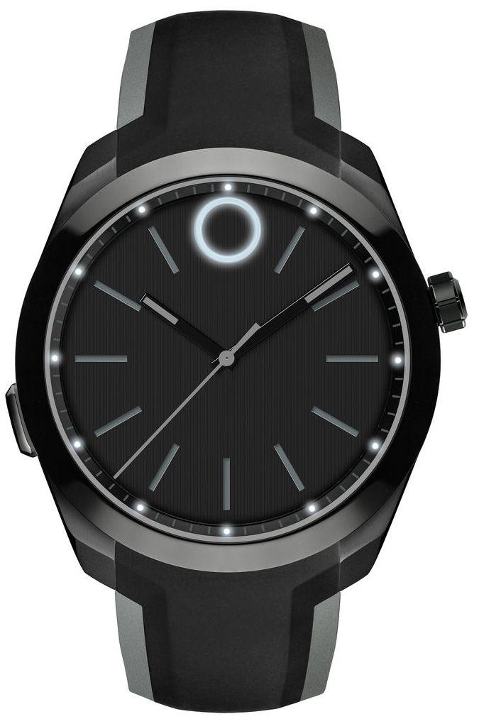 Movado Bold Motion Black Smartwatch 3660002
