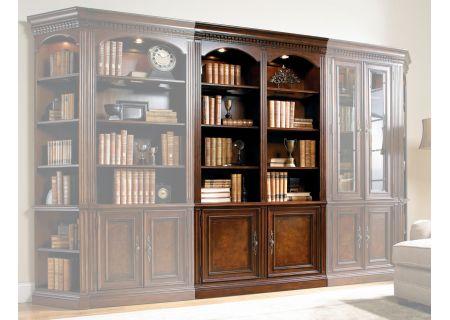 "Hooker Furniture Home Office European Renaissance II 48"" Wall Bookcase - 374-10-448"