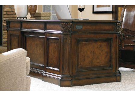 "Hooker Furniture Home Office European Renaissance II 73"" Executive Desk - 374-10-562"