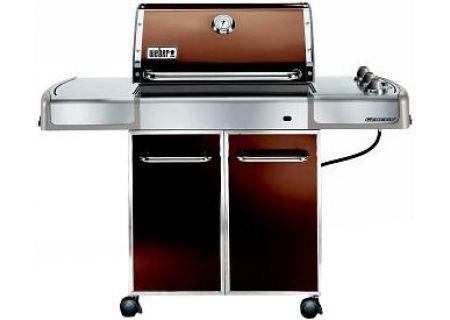 weber copper genesis natural gas outdoor grill ep 310 abt. Black Bedroom Furniture Sets. Home Design Ideas